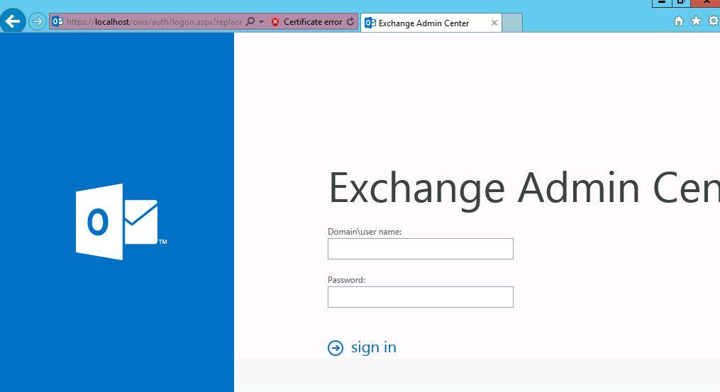 Basiskonfiguration Exchange 2013 Elm Work It Blog Es Gibt